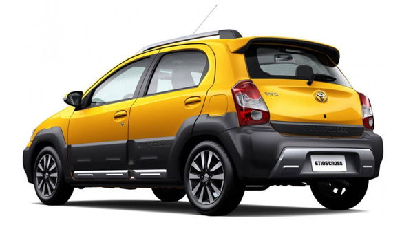 Toyota Etios Cross Review And Price In Nepal