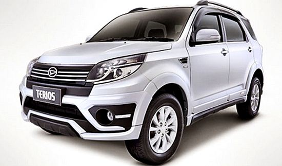 Daihatsu Terios Review and Price in Nepal