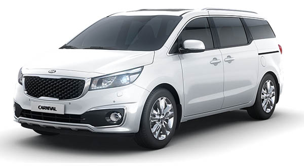 Kia Carnival Review And Price In Nepal