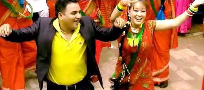 Nepali pop songs lyrics