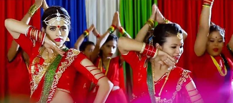 Image result for Rato Sarile | New Nepali Teej Special Song 2017/2074 | Paru Ranjit, Pabitra Acharya