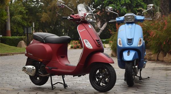 Vespa SXL 150 Review and Price in Nepal