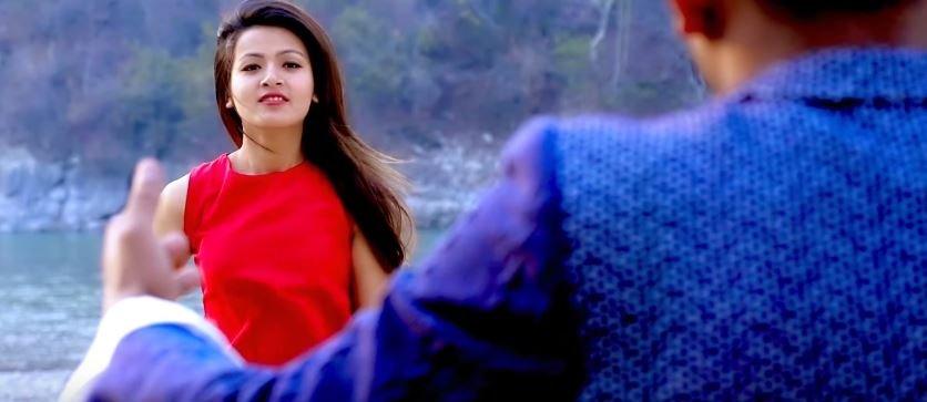 dil kholi parkhi rahechhu by ram krishna dhakal with lyrics