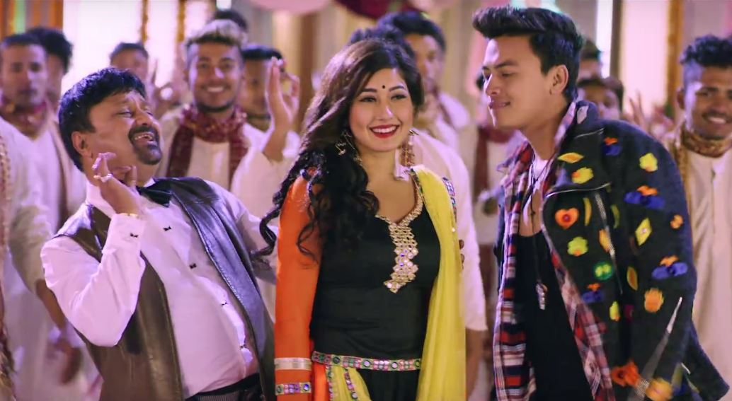 Rupai Mohani From the Movie Shatru Gate with Lyrics